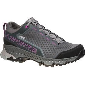 La Sportiva Spire GTX Surround Chaussures Femme, carbon/purple